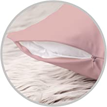 lyocell pillowcase zippered