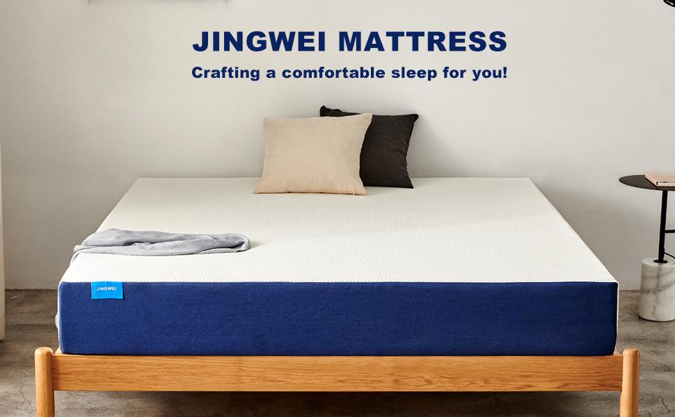 queen mattress memory foam mattress in a box 10 inch