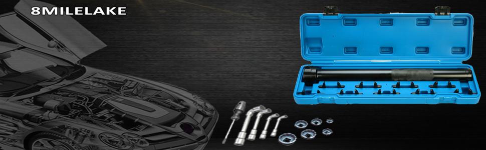 8MILELAKE Inner Tie Rod Tool Kit