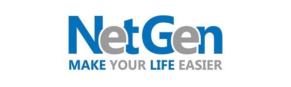 Logo NETGEN