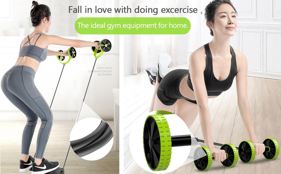 abs roller for men gym