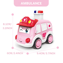 baby girl cars