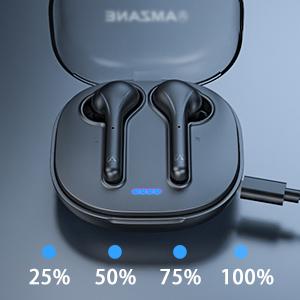 Smart Charging Case Battery Indicator