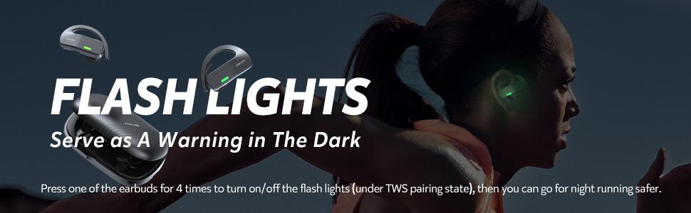 G84 flash lights