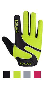boildeg Cycling Gloves Full Finger