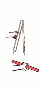 blade swinging open