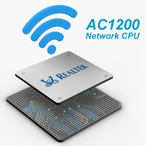 AC1200 network cpu for internet booster wireless range extender