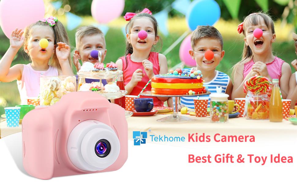 cámaras digitales para niños