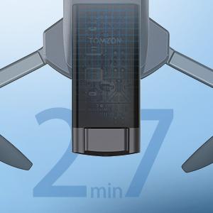 27 Mins Flying Time