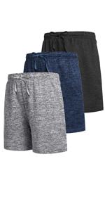 kids boys gym workout shorts