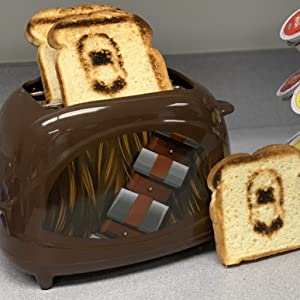 Lifestyle Chewbacca Toaster
