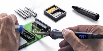 Electronics Soldering Iron Kit