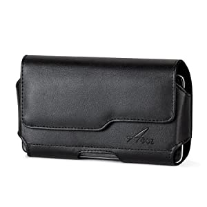 leather belt clip case Holster for Samsung Galaxy A10e