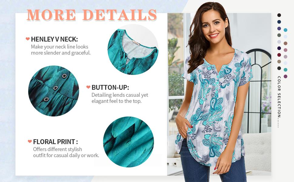 tunic tops for women