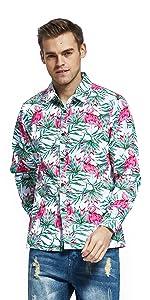 Hawaii Hangover Longsleeve Men Shirt
