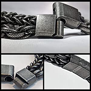 Magnetic Secure-lock Clasp