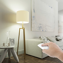Indoor Wireless Remote Control Outlet