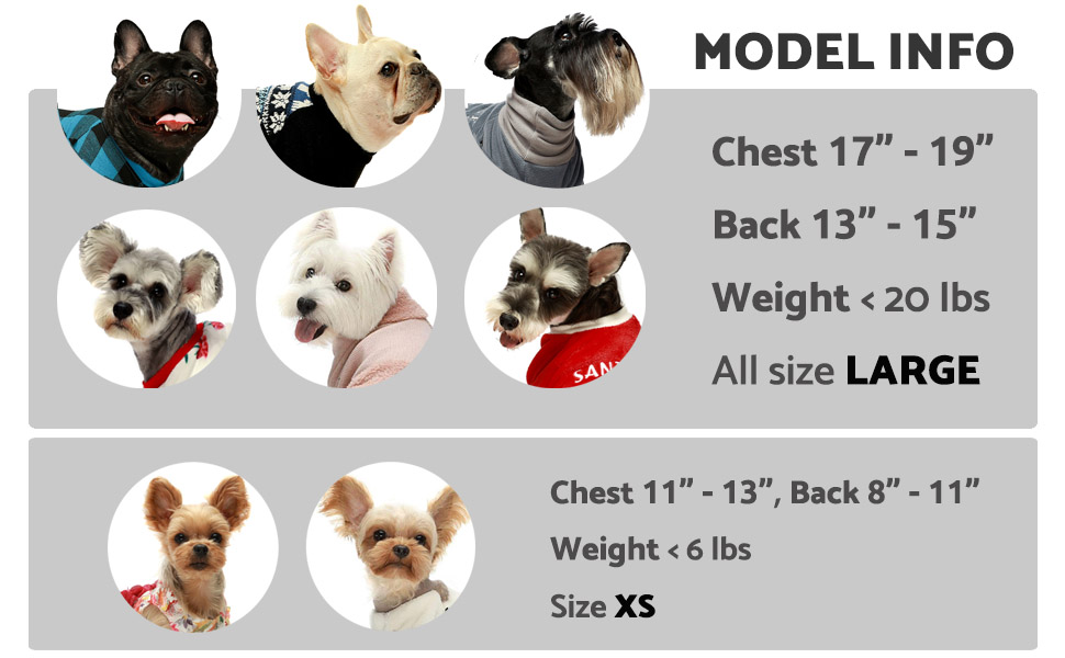 fitwarm models size charts pajamas shirts sweaters hoodie costumes jackets dresses coats diapers toy