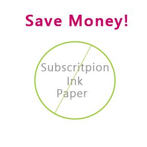 No paper no ink no subscription