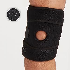 Patellar Stabilizing Knee Brace