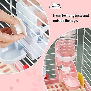 rabbit water dispenser