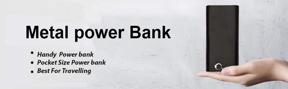 Metal Power bank