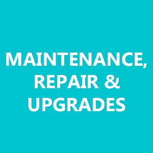 maintenance log upgrade logbook record upgrades