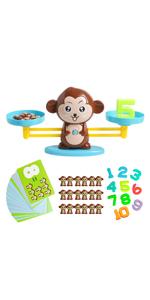 Monkey Balance Cool Math Game