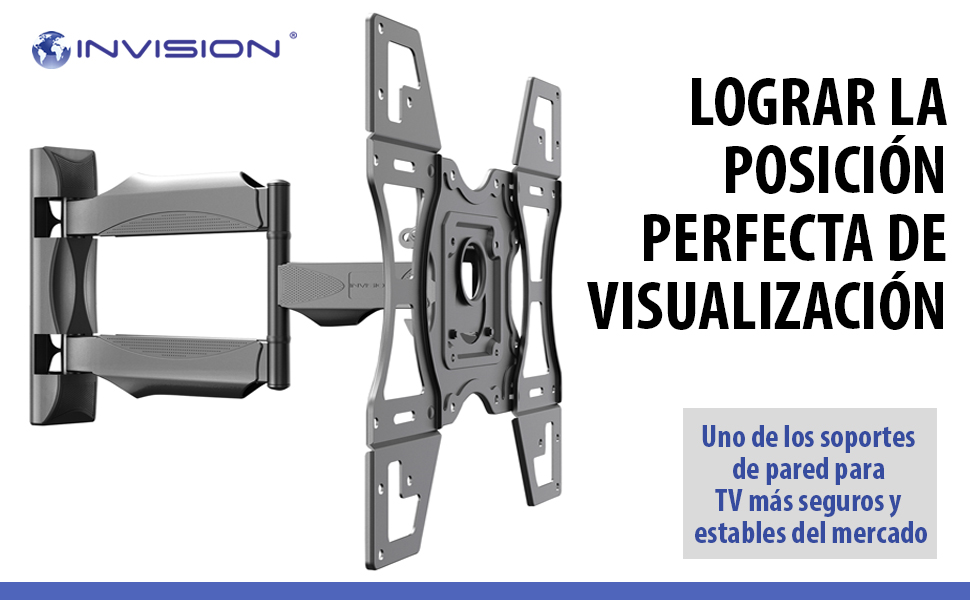 Invision HDTV-L Spain Viewing Angles Information