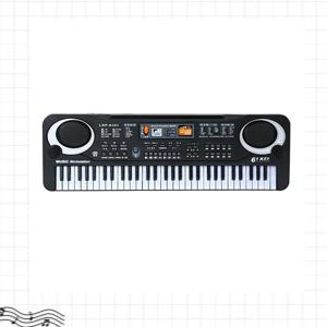 Muslady Teclado Electrónico 61 Teclas para Niños Música ...