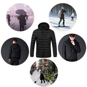 outcool heated jacket