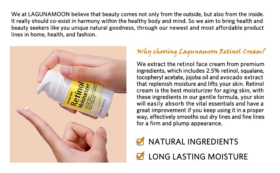 retion cream
