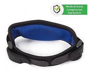 Elbow brace pad