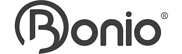 haut de gamme Bonio Protection de Si/ège Voiture en Cuir Artificiel avec Poches compatible ISOFIX