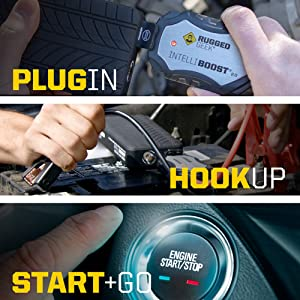 Easy Start, Ford, Truck, Car, push button start, turn key, booster cables, no sparks, safety