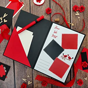 Love scrapbook