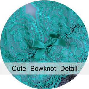 Cute Bowknot Detail