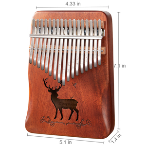 Kalimba Thumb Piano 17 Keys