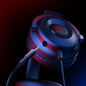 detachable mic