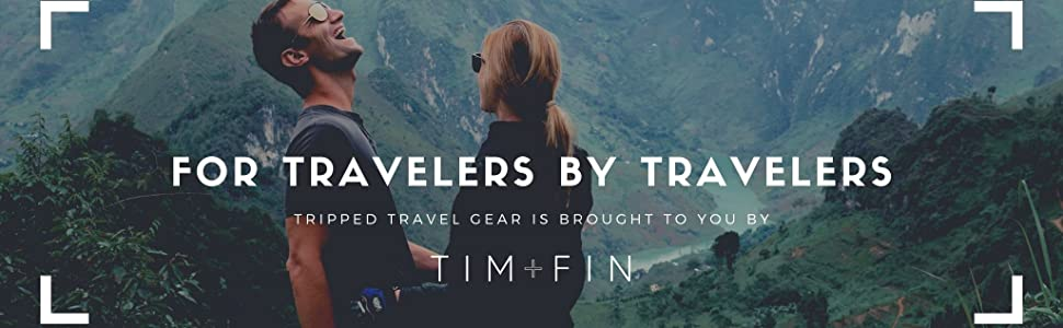 tim and fin, tripped travel gear, tim and fin cubes, tim and fin packing, tim and fin travel,