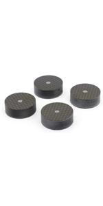 speaker feet