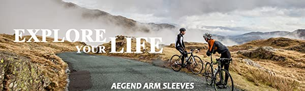 Aegend UV protection Cooling Arm Sleeves