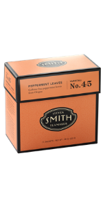Smith Teamaker Peppermint Leaves Variety No. 45