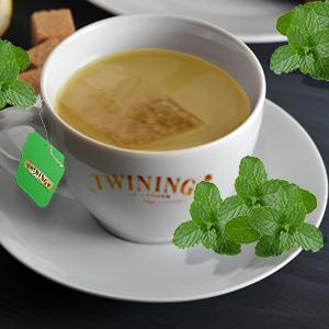 Twinings Green Tea Bags -Mint, 25TB