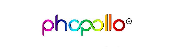 phopollo led lights 50ft