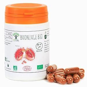 complement alimentaire bronzage bio