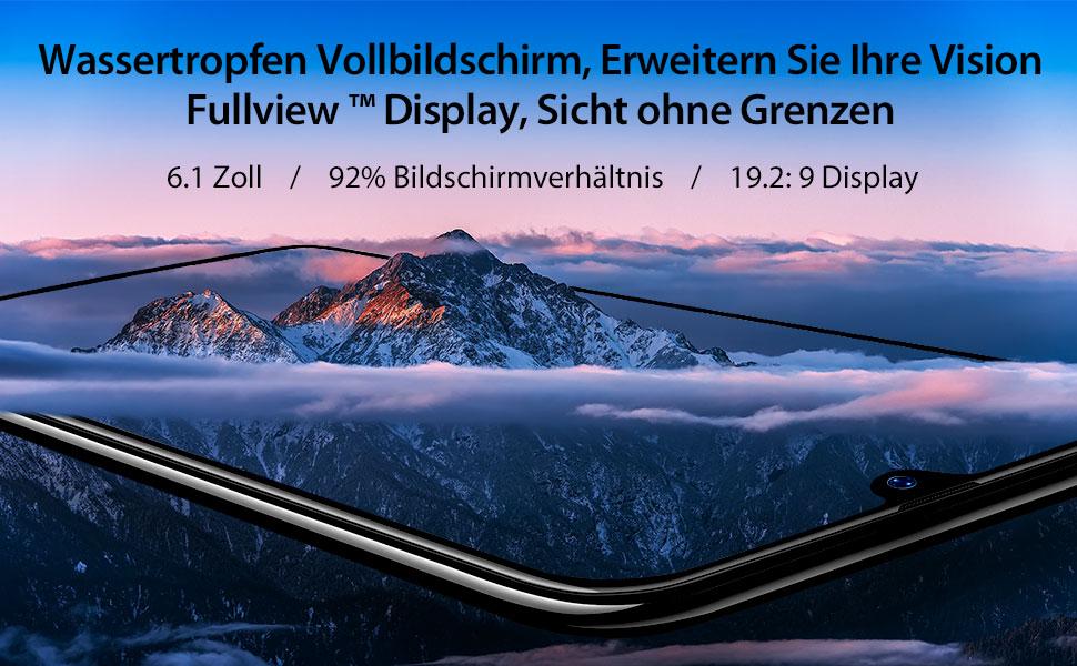 Blackview A60 Einsteiger Smartphone Ohne Vertrag Günstig