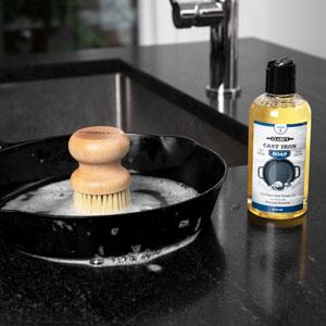 Cast Iron Soap