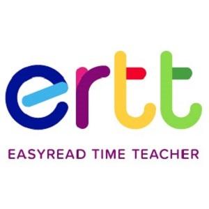 easyread time teacher ertt logo