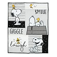 Classic Snoopy Quilt